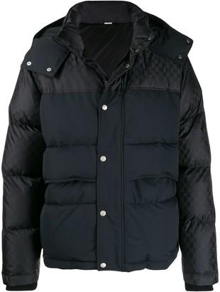 Gucci GG padded jacket