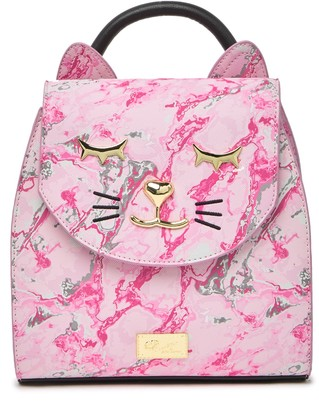 Betsey Johnson Luv Betsey By Maraa Mid Size Kitsch Backpack