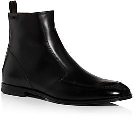 Bally Men's Weor Apron Toe Boots