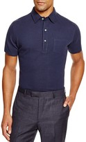 Hardy Amies Pique Slim Fit Polo - 100% Bloomingdale's Exclusive