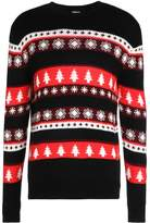 Urban Classics CHRISTMAS CREWNECK CHRISTMAS Jumper black/red/white