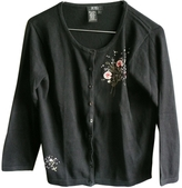 BCBGMAXAZRIA Embroidered Vest