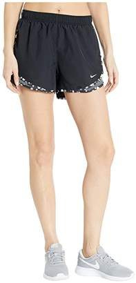 Nike Dry Tempo Short (Black/Iron Grey/Black/Wolf Grey) Women's Shorts