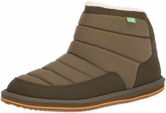 Sanuk Men's Puff N Chill Ankle Boot