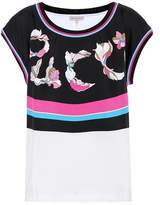 Emilio Pucci Printed silk and cotton top
