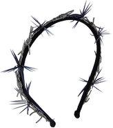 Gigi Burris Millinery Barbed Wire Velvet Headband