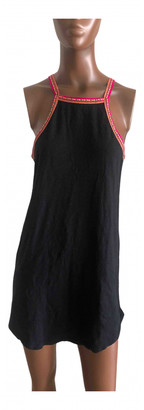 Pitusa Black Cotton Dresses