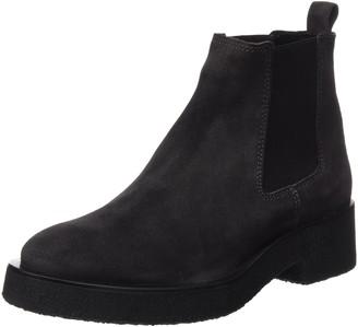 Mamatayoe Lombardi Womens Chelsea Boots Gray (Steel) 5.5 UK (38 EU EU)