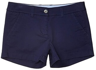 Southern Tide 3 Leah Shorts (Classic White) Women's Shorts