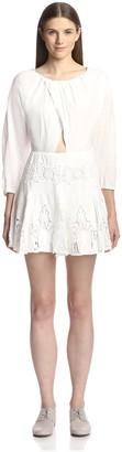 6 Shore Road Women's Mini Dress with Cutout