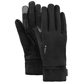 Barts Powerstretch Touchs, Unisex Gloves, Black (Nero 1), L / XL UK
