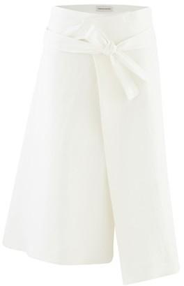 Mansur Gavriel Wrap skirt