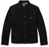 Blue Blue Japan Stretch-Cotton Denim Jacket