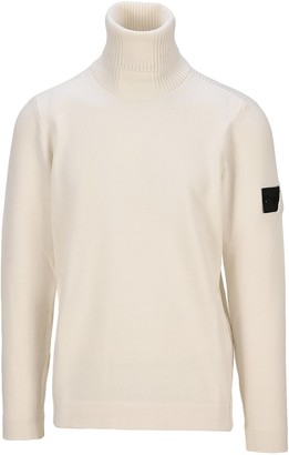Stone Island Shadow Project Turtleneck Knitted Jumper