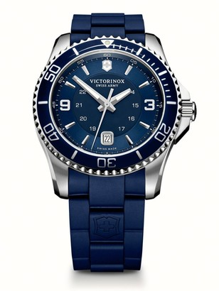 Victorinox Maverick GS Two-Tone Watch