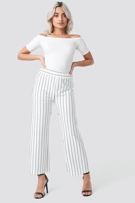 Rut & Circle Culotte Stripe Pant