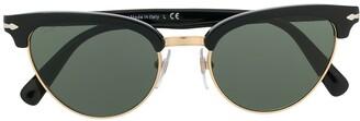 Persol Cat Eye Frame Sunglasses