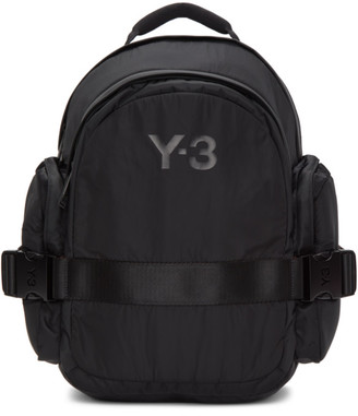 Y-3 Black CH2 Backpack