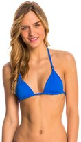 Hurley One & Only Solids Triangle Bikini Top 8141132