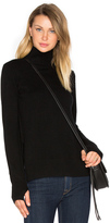 Line Serena Mock Neck Sweater