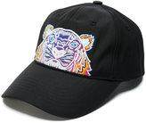 Kenzo Rainbow Tiger canvas cap