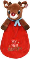 Asstd National Brand Rudolph Red-Nosed Reindeer Snuggle Buddy Plush Toy