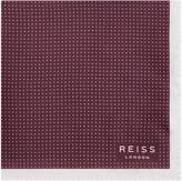 Reiss Nou Silk Dotted Pocket Square