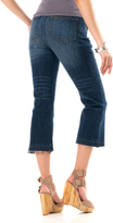 A Pea in the Pod Jeans Secret Fit Belly® Maternity Crop Jeans