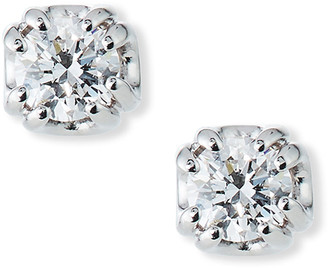 Roberto Coin Diamond Solitaire Stud Earrings