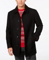 Lauren Ralph Lauren Lauren Ledbetter Single Breasted Button Weatherproof Classic-Fit Overcoat