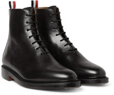 Thom Browne - Whole-cut Leather Boots