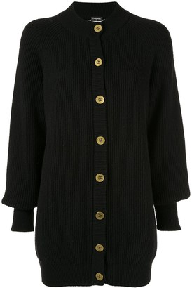 Chanel Pre-Owned 1994 longline cashmere cardigan