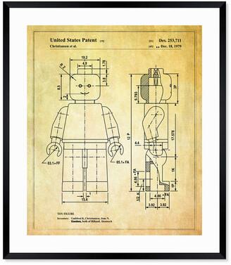 Oliver Gal Lego Toy Figure, 1979
