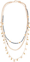 Fragments for Neiman Marcus Multi-Row Beaded Necklace
