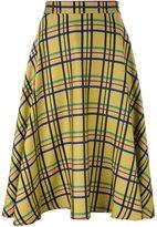 Ultràchic checked skirt