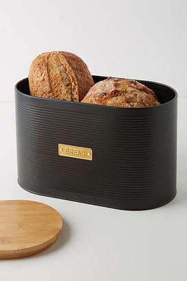 Anthropologie Baker Bread Bin By in Black Size Canister