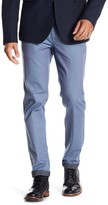 Ted Baker Clydesy Mini Design Slim Fit Trousers