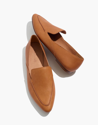 Madewell The Frances Skimmer in Leather