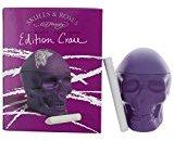 Ed Hardy Skulls and Roses Chalk Edition Eau de Parfum Spray for Women, 3.4 Fluid Ounce