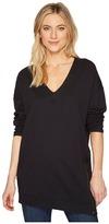 Heather Jones Asymmetrical Zip Pullover Women's Clothing