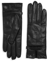 Moschino Classic Leather Gloves