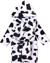 SunnyWorld Toddlers/kids Hooded Terry Robe Fleece Bathrobe Children's Pajamas Sleepwear