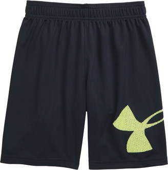 Under Armour Striker HeatGear(R) Mesh Athletic Shorts