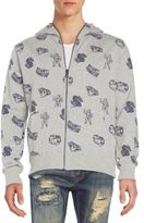 Billionaire Boys Club Graphic-Print Hoodie