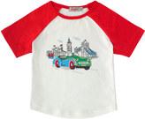 Cath Kidston Car T-Shirt