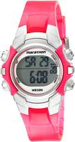 Timex Marathon by Women's T5K808 Digital Mid-Size Resin Strap Watch
