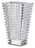 Baccarat Rectangular Eye Vase, Tall