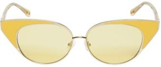 Linda Farrow N.21 Cat-Eye Sunglasses