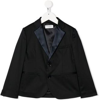 Paolo Pecora Kids Tuxedo Suit Jacket
