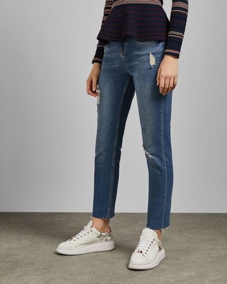 Ted Baker Girlfriend Fit Jeans